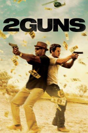 2 Guns poster