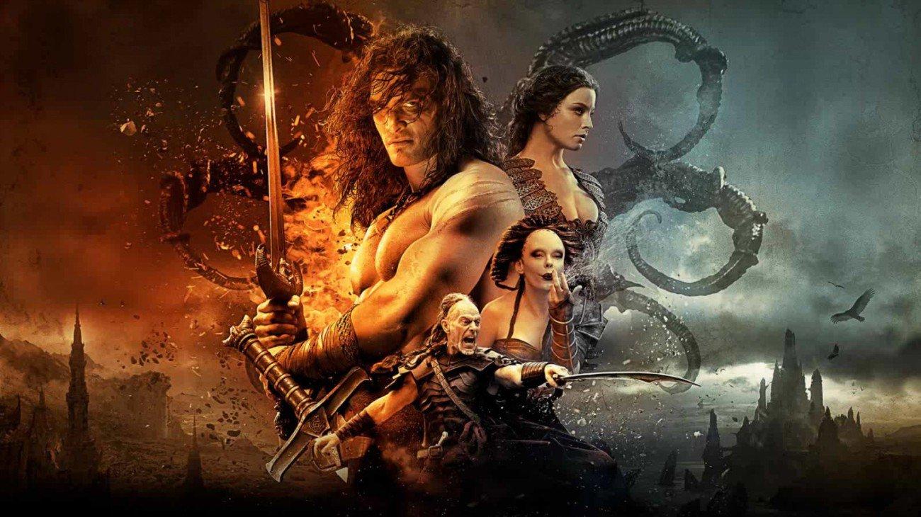 Conan the Barbarian backdrop