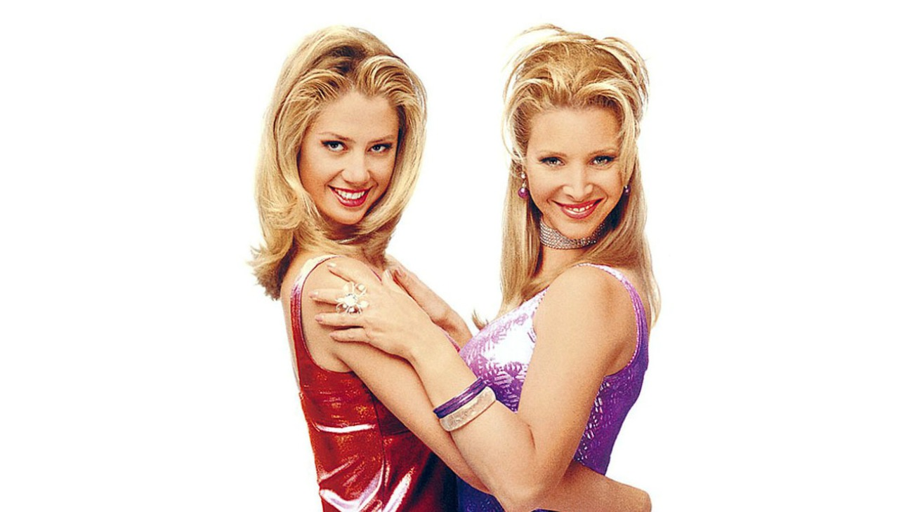 Romy and Michele's High School Reunion backdrop