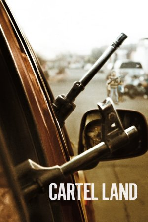 Cartel Land poster