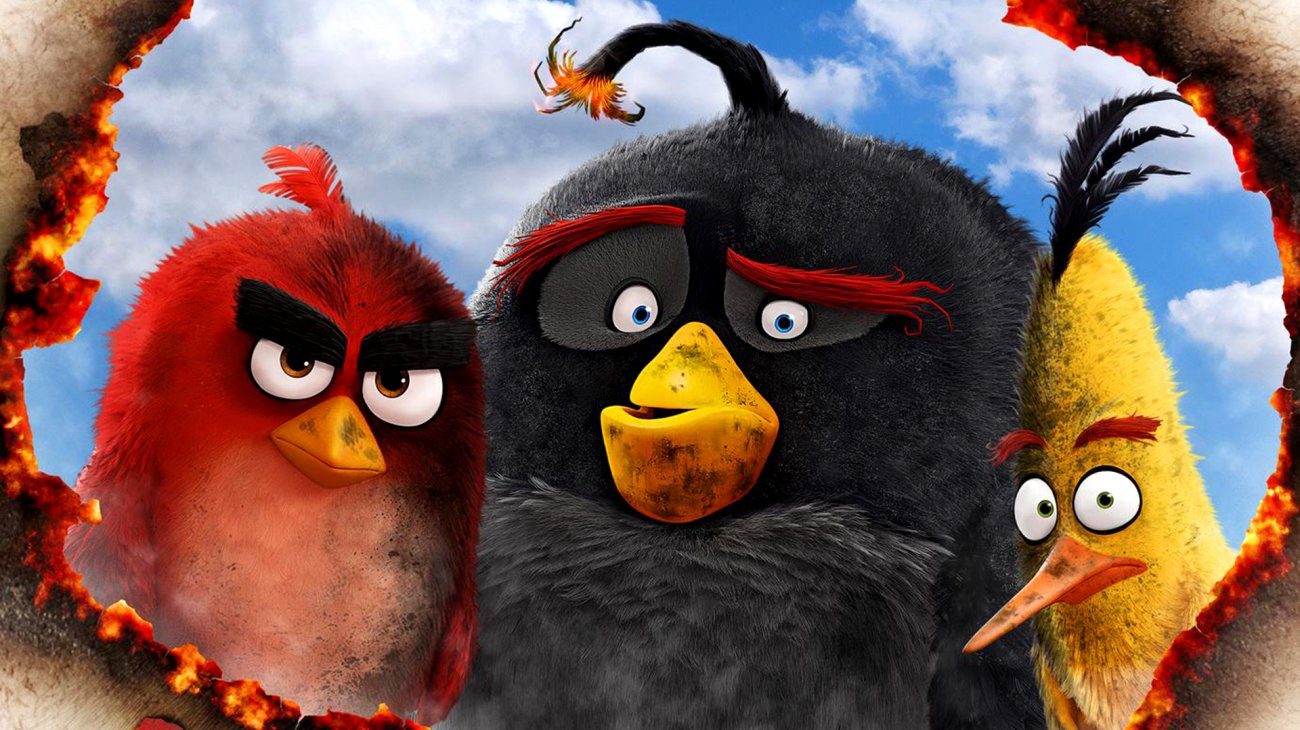 The Angry Birds Movie backdrop