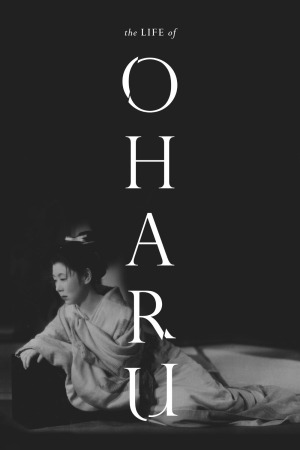 Life of Oharu poster