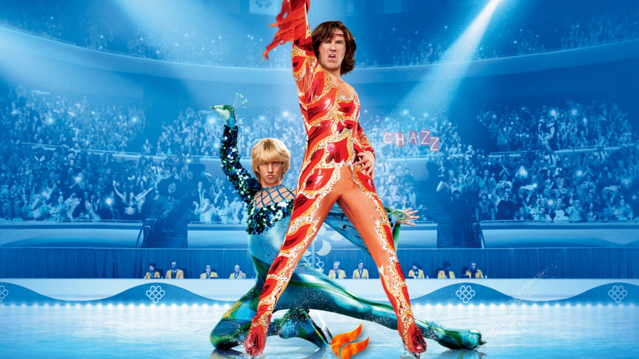 Blades of Glory backdrop