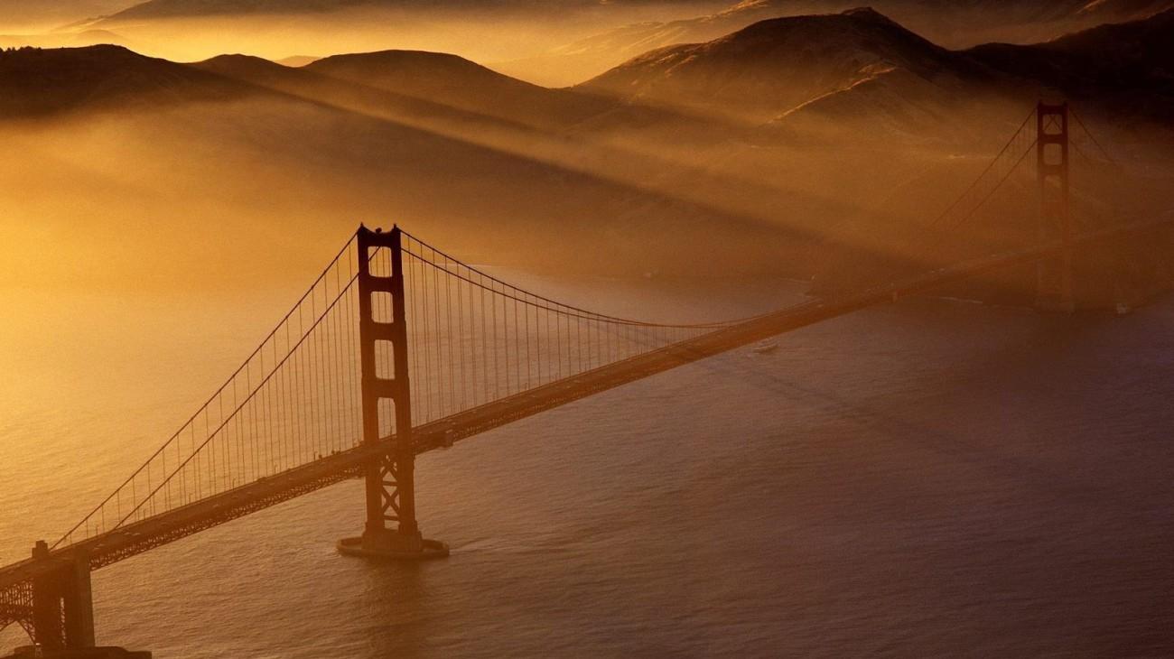 The Bridge backdrop