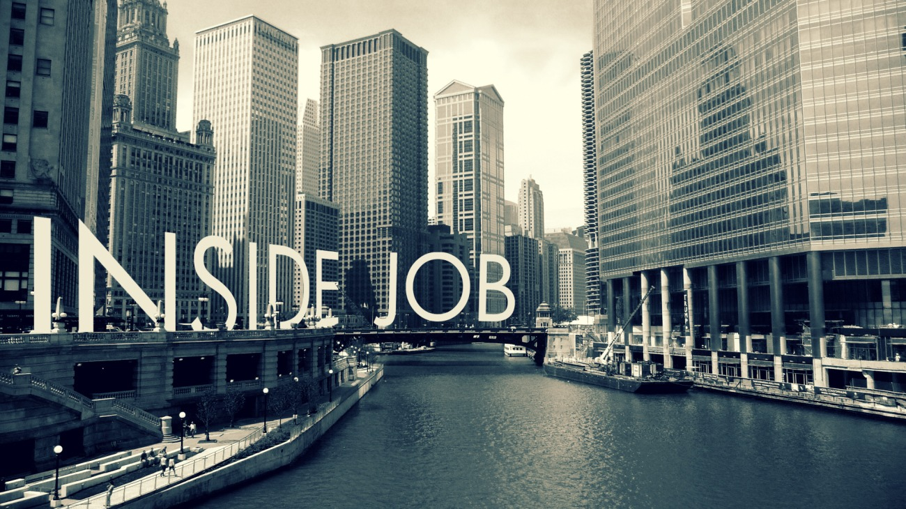 Inside Job - Movie Review : Alternate Ending