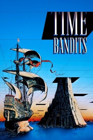 Time Bandits poster