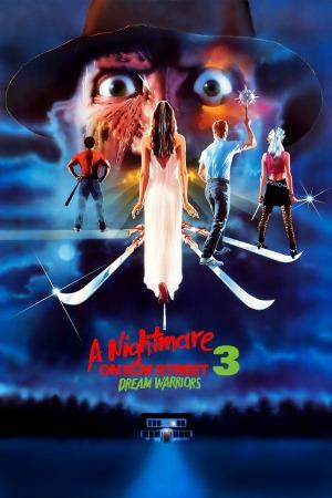 A Nightmare on Elm Street 3: Dream Warriors poster