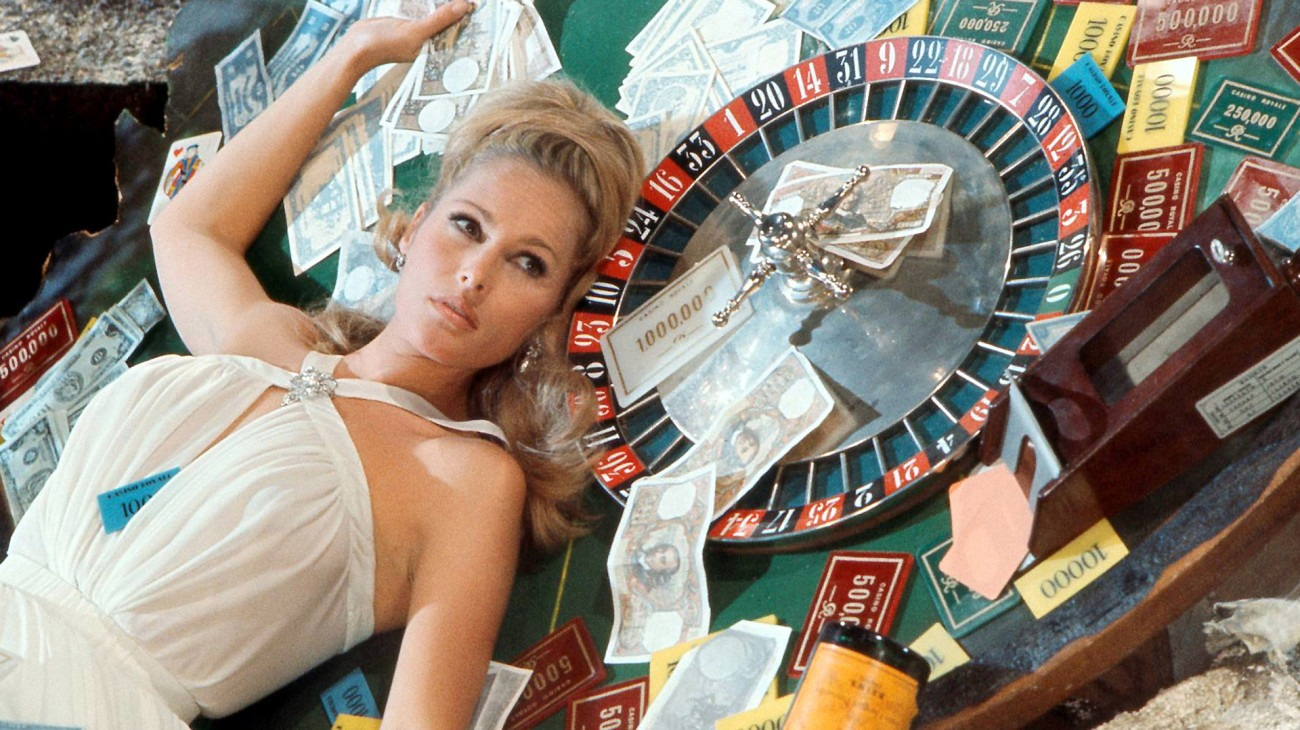Casino Royale backdrop