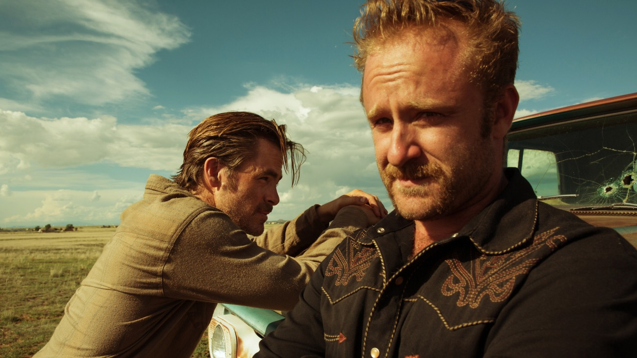 Hell or High Water backdrop