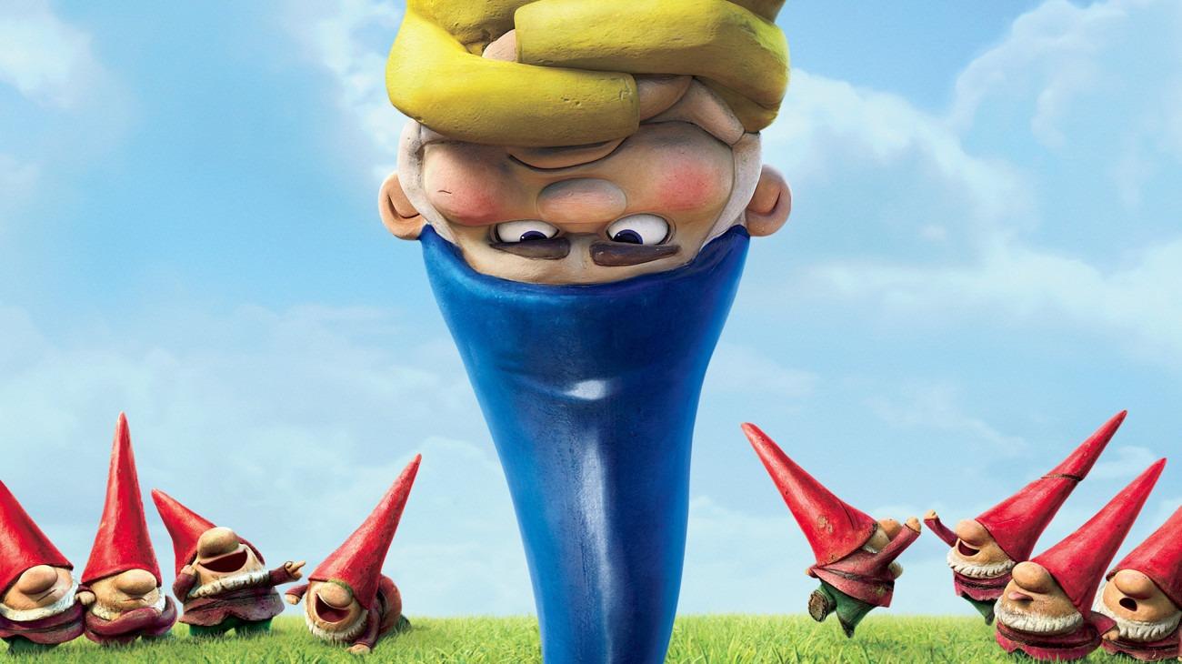 Gnomeo & Juliet backdrop