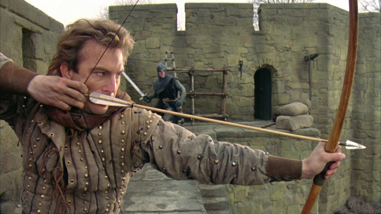 Robin Hood: Prince of Thieves backdrop