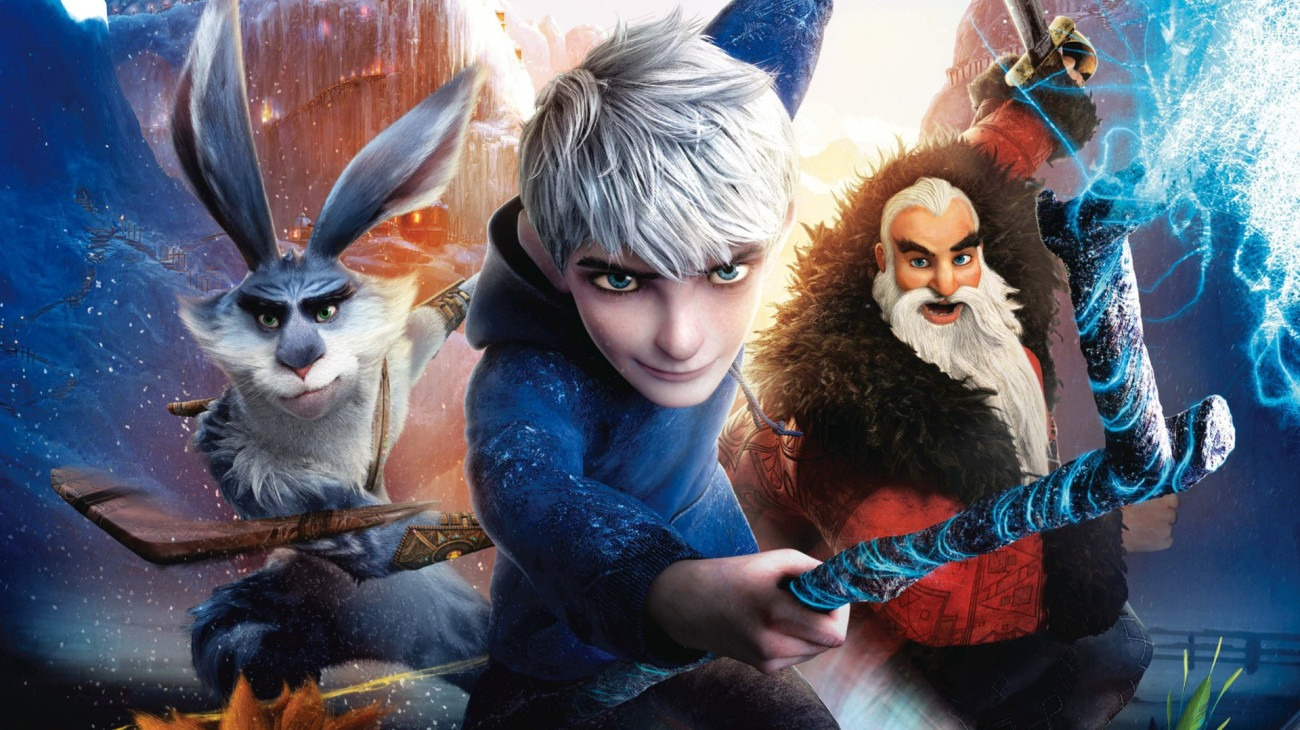 Rise of the Guardians backdrop