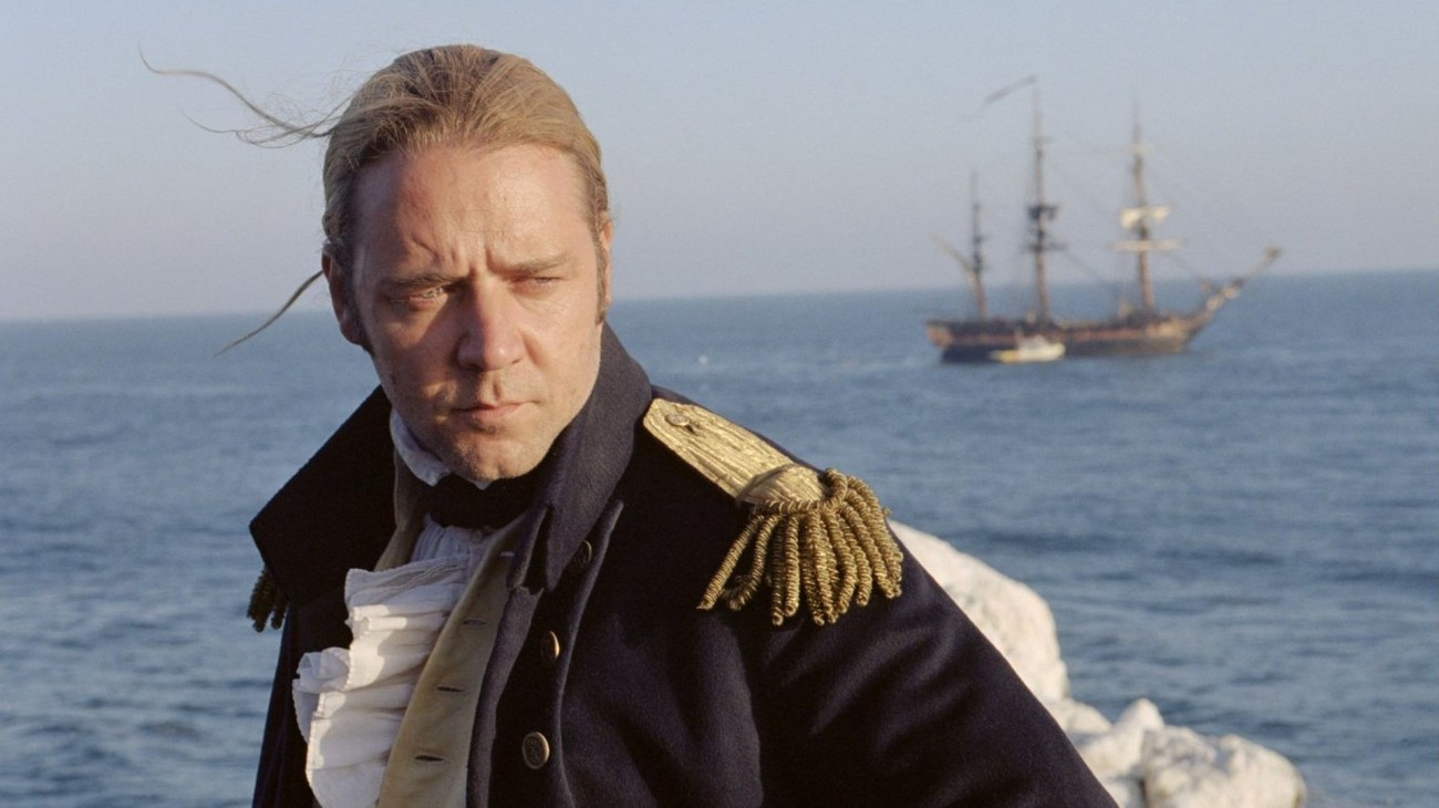 Master and Commander: The Far Side of the World backdrop