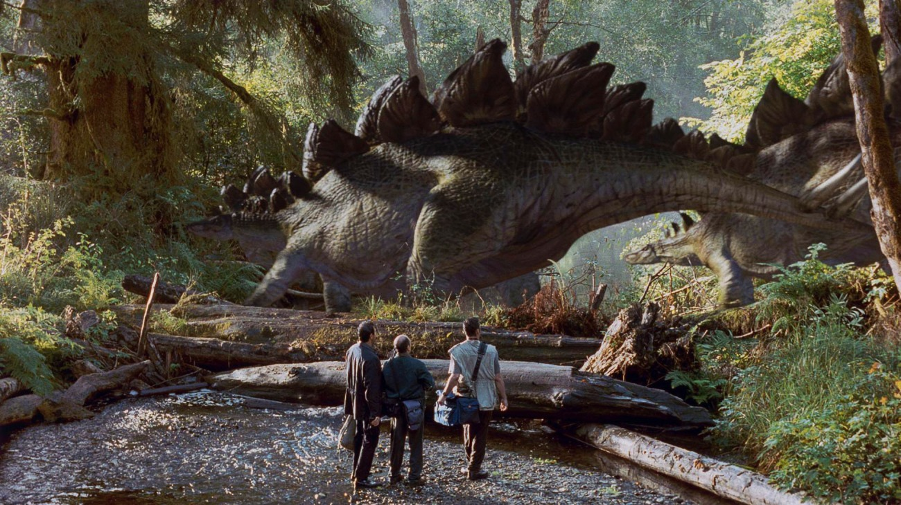 The Lost World: Jurassic Park backdrop