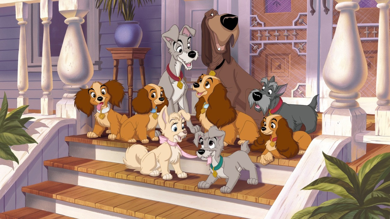 Lady And The Tramp Ii Scamp S Adventure Alternate Ending Alternate Ending