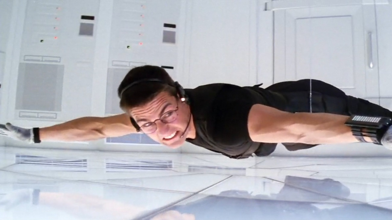 Mission Impossible 1996 Movie Review Alternate Ending