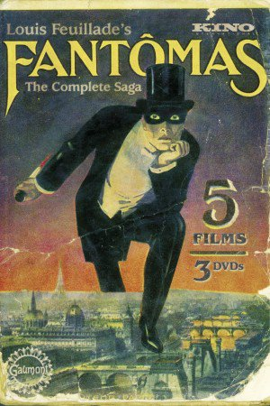 Fantômas 4: Fantômas vs. Fantômas poster