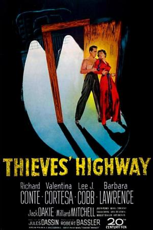 Thieves' Highway poster