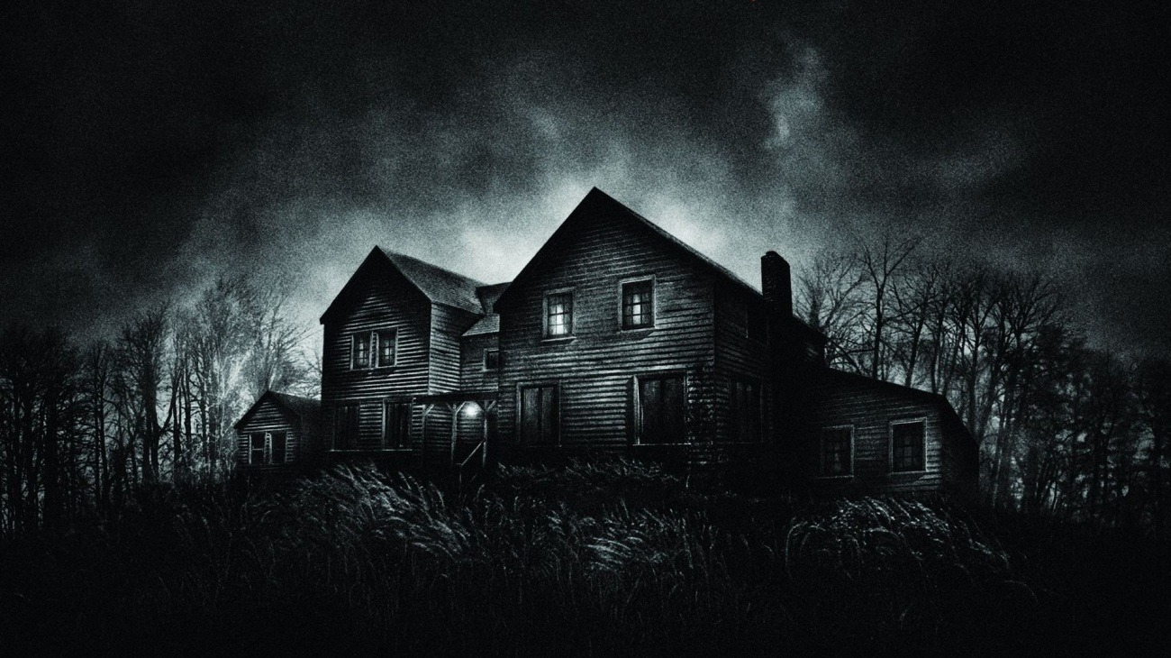 The Last House on the Left backdrop
