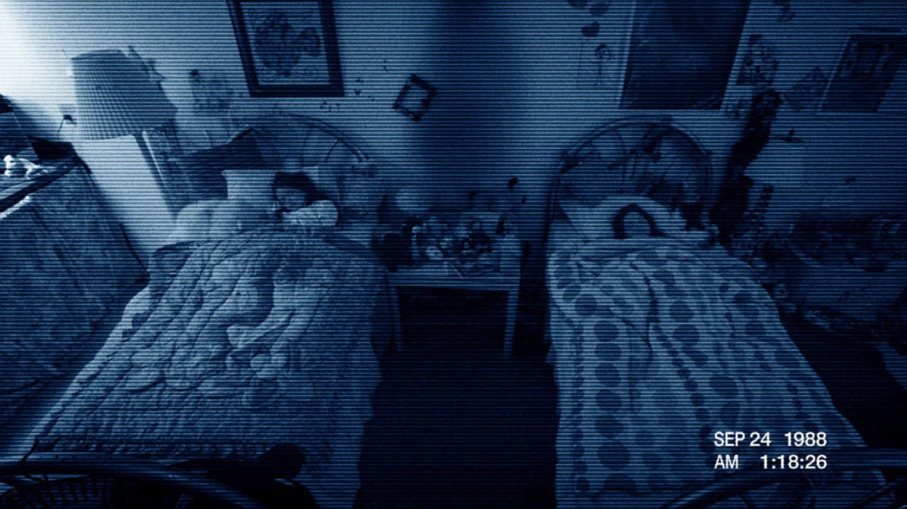 Paranormal Activity 3 backdrop