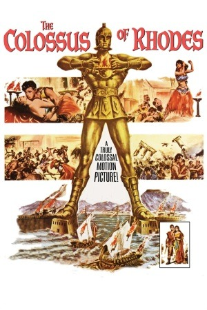 The Colossus of Rhodes poster
