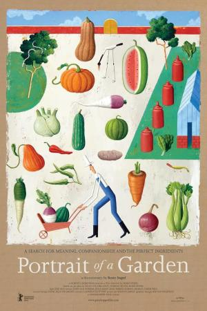 Portrait of a Garden poster