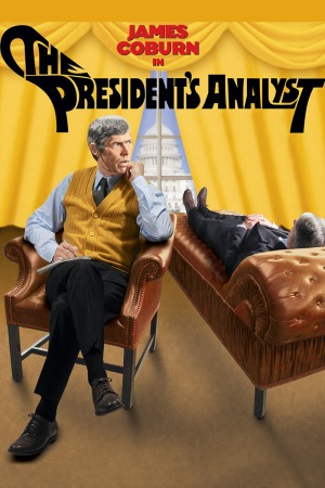 The President's Analyst poster