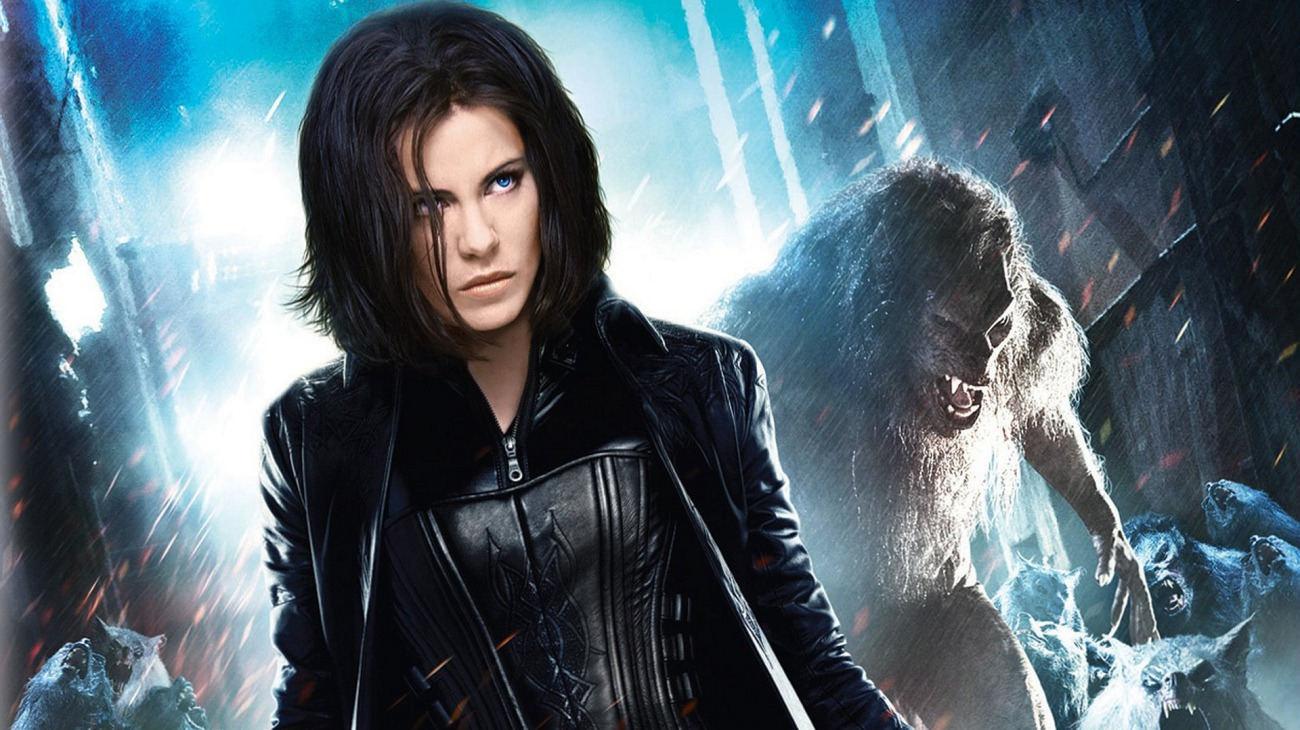 Underworld: Awakening backdrop