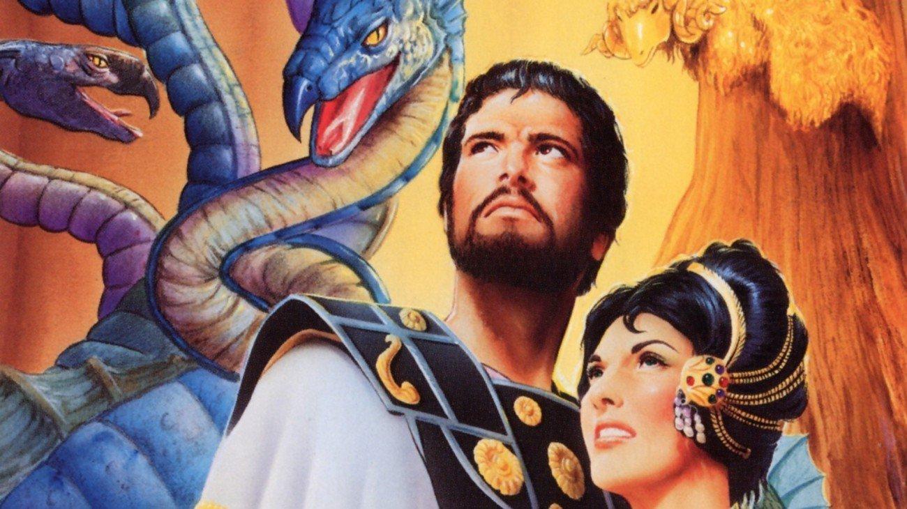 Jason and the Argonauts backdrop