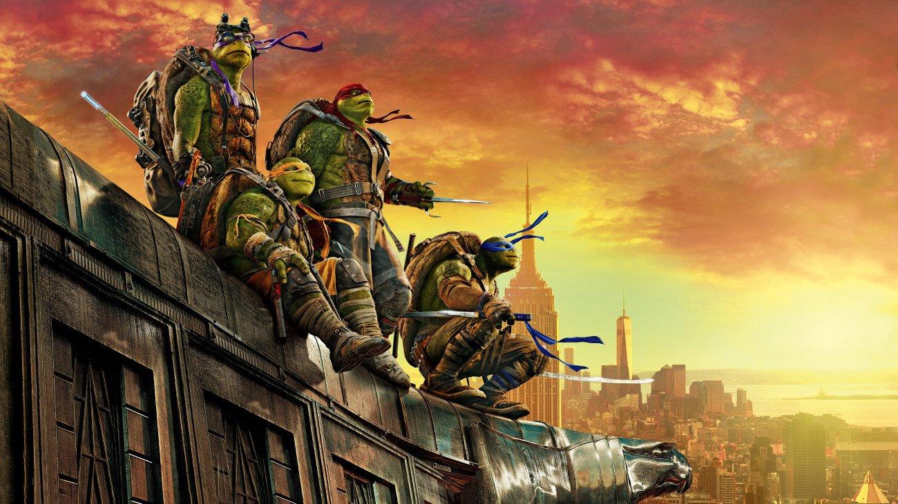 Teenage Mutant Ninja Turtles Out Of The Shadows 2016 Alternate Ending Alternate Ending