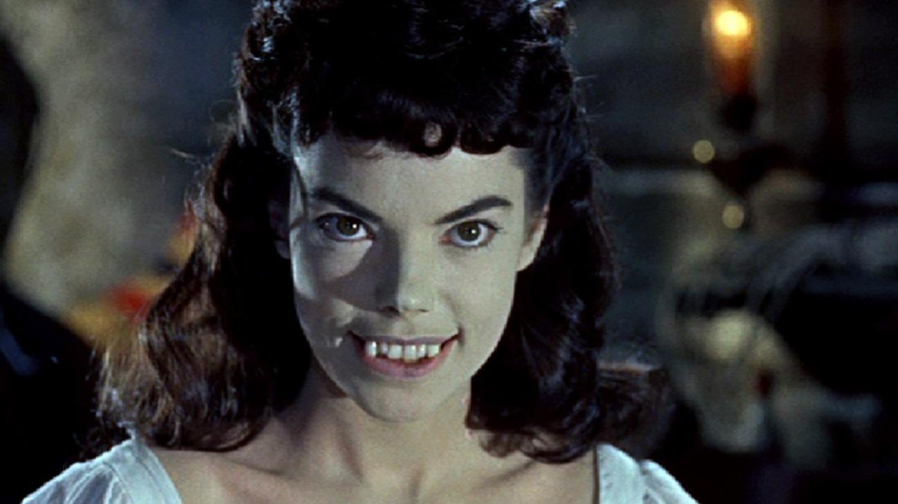 The Brides of Dracula backdrop