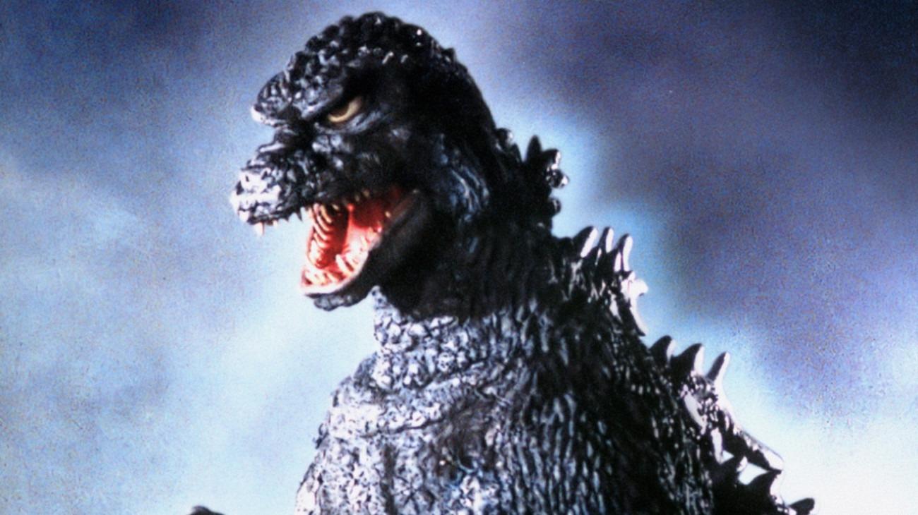 The Return of Godzilla backdrop