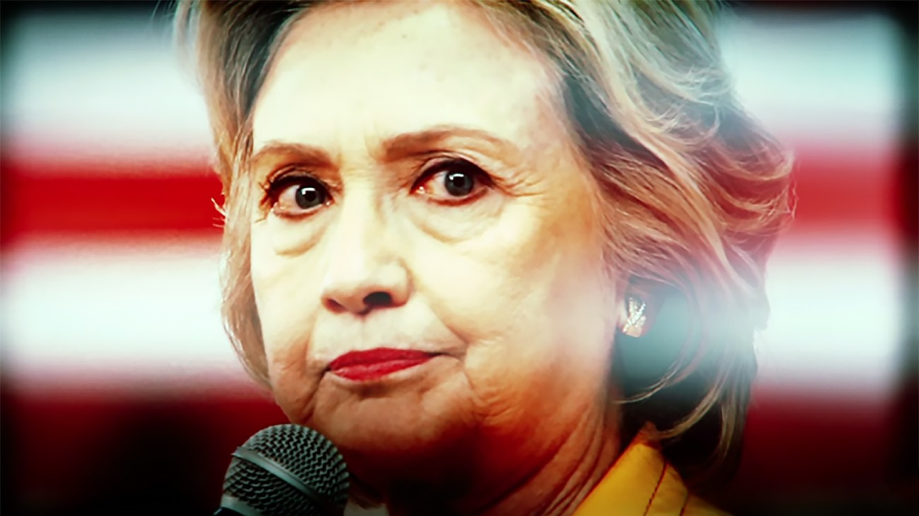 Hillary's America: The Secret History of the Democratic Party backdrop