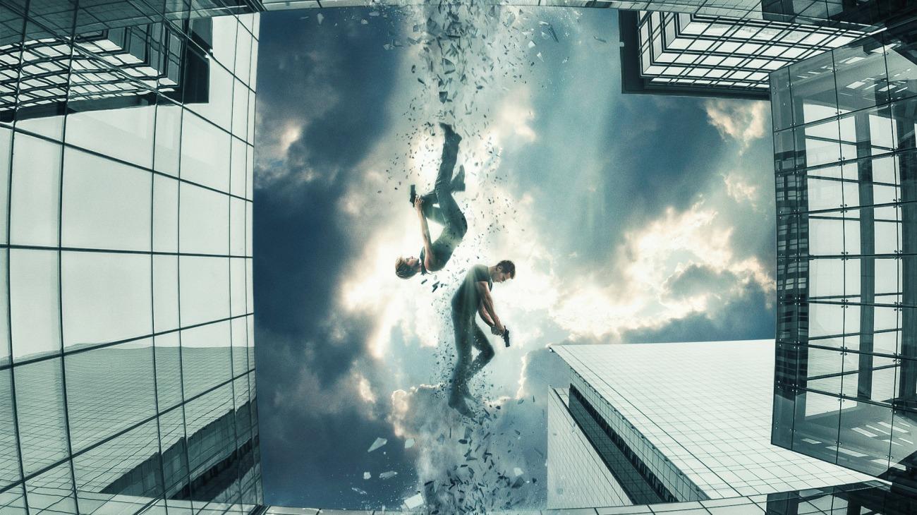 The Divergent Series: Insurgent backdrop