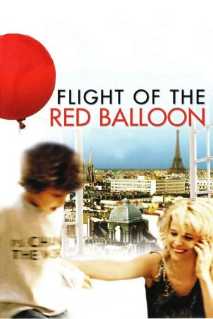 Flight of the Red Balloon poster