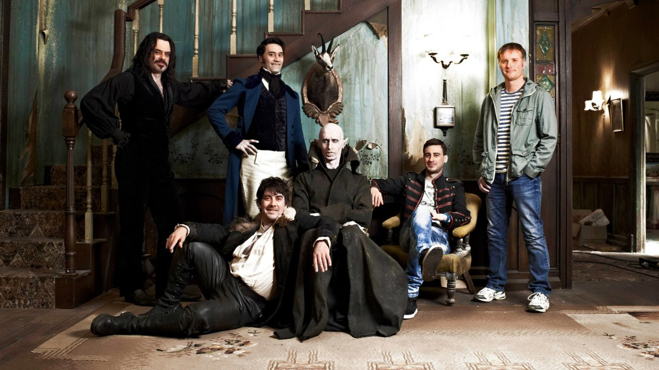 What We Do in the Shadows backdrop