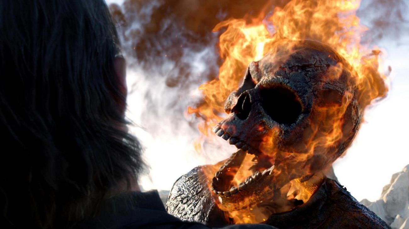 Ghost Rider: Spirit of Vengeance backdrop