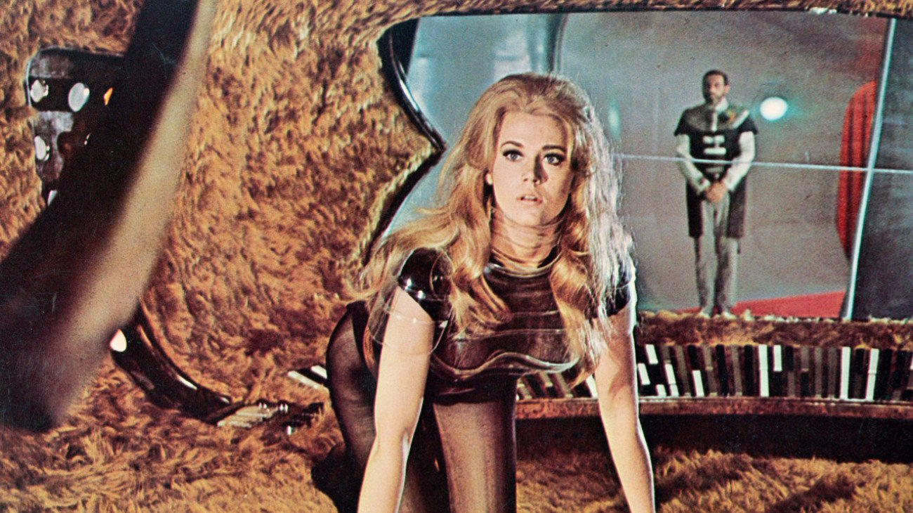 Barbarella backdrop