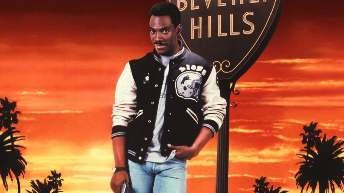 Beverly Hills Cop II backdrop