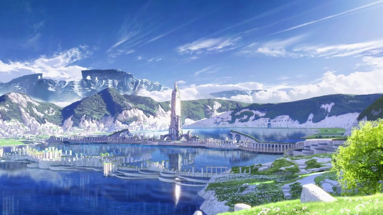 Maquia: When the Promised Flower Blooms backdrop