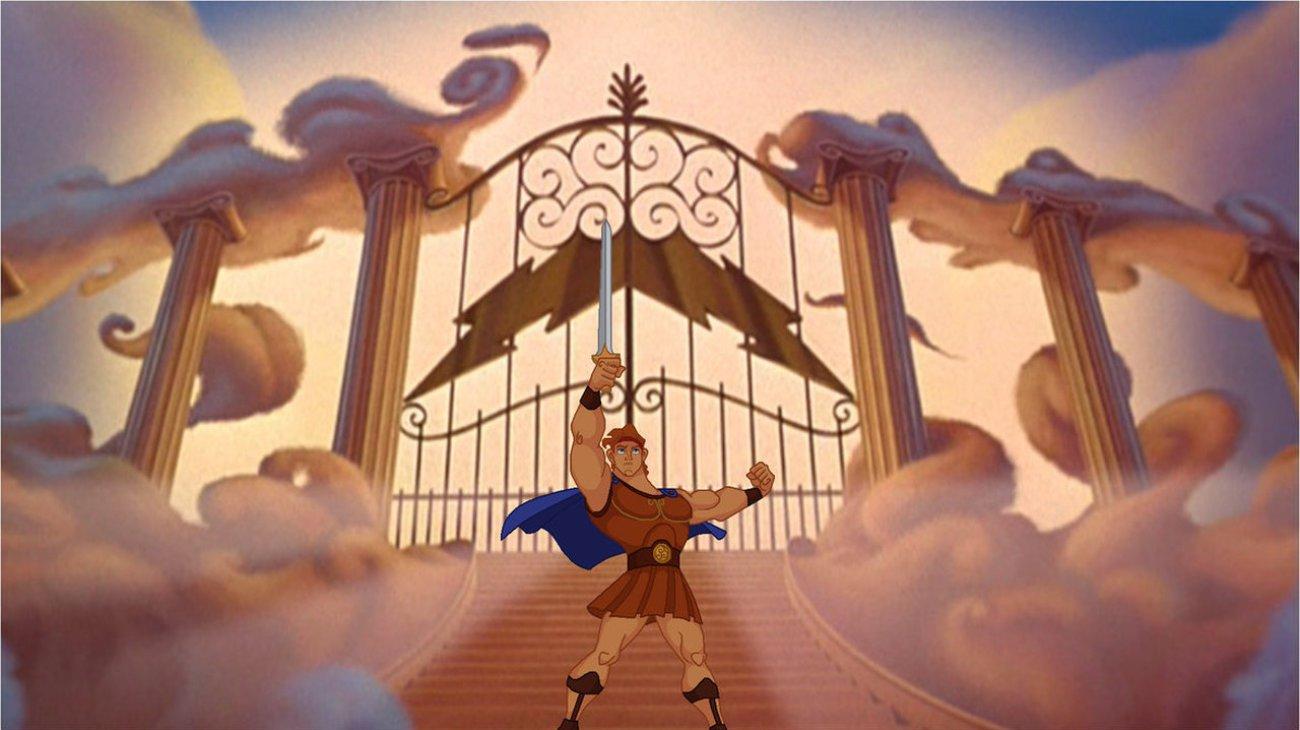 Hercules Zero To Hero Alternate Ending Alternate Ending