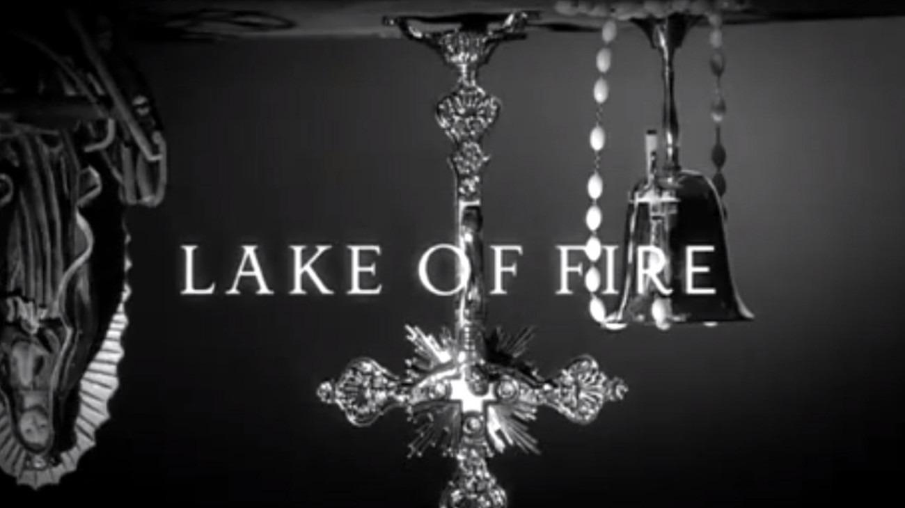 Lake of Fire backdrop