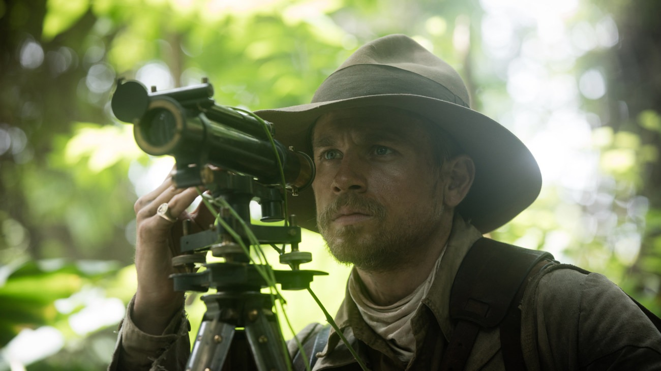 The Lost City of Z backdrop