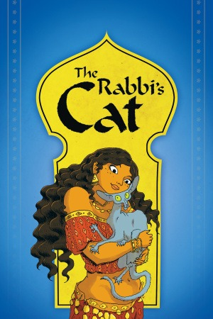 The Rabbi's Cat poster