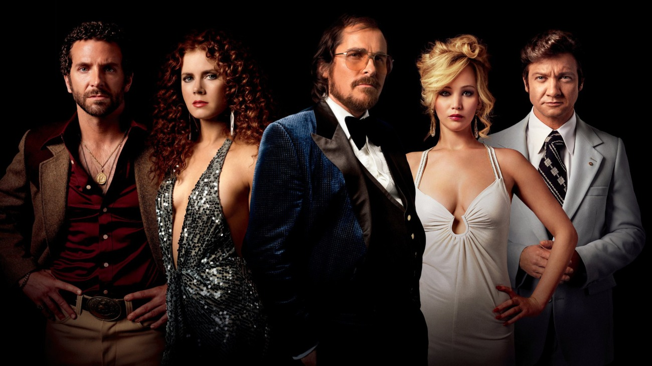 American Hustle backdrop