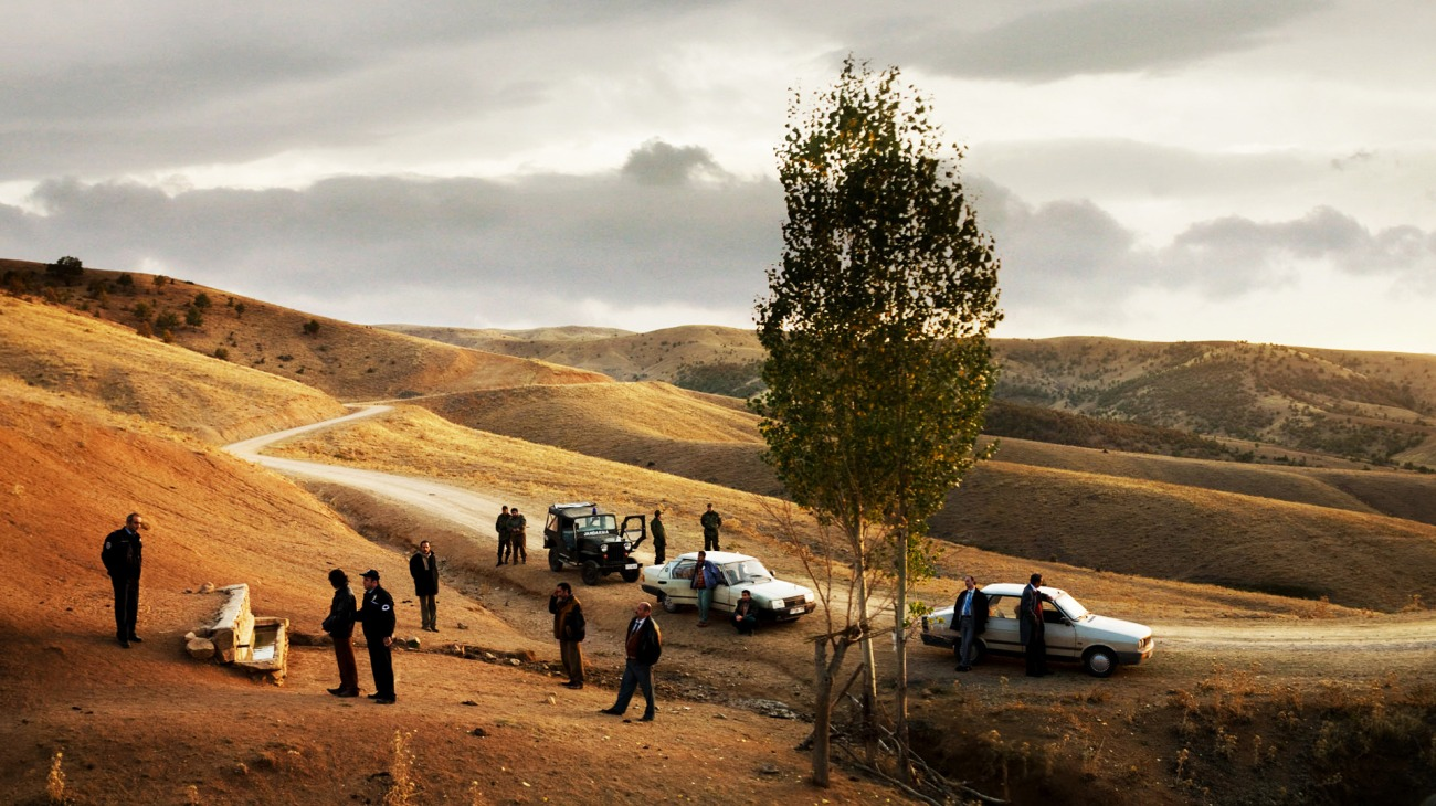 Once Upon a Time in Anatolia backdrop