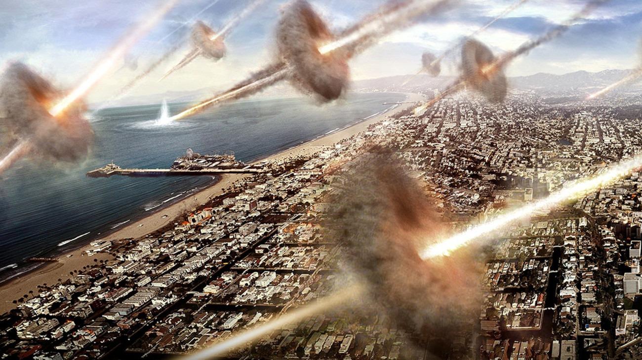 Battle: Los Angeles backdrop