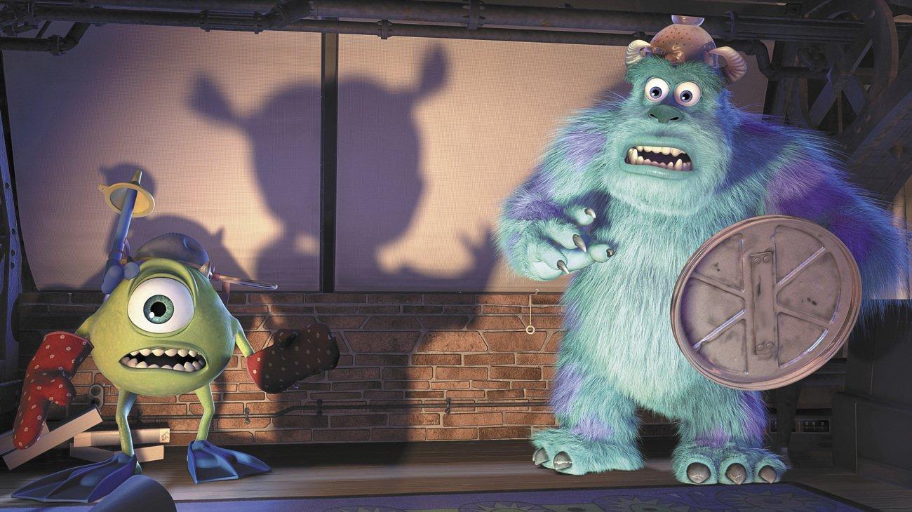 Monsters, Inc. backdrop