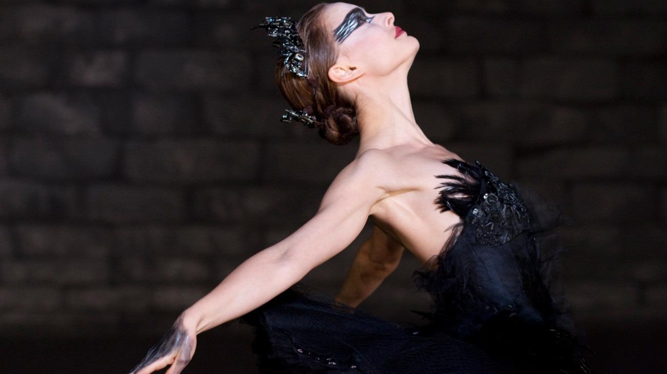 Black Swan backdrop