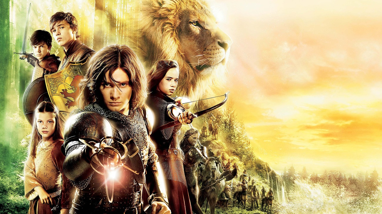 The Chronicles of Narnia: Prince Caspian backdrop